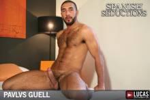 Pavlvs Guell - Gay Model - Lucas Entertainment