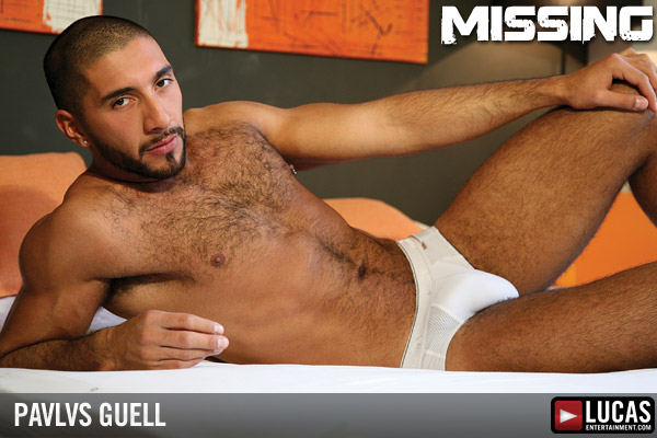 Pavlvs Guell - Gay Model - Lucas Entertainment