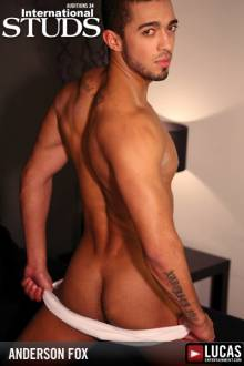 Anderson Fox - Gay Model - Lucas Entertainment