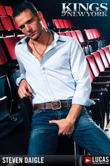 Steven Daigle - Gay Model - Lucas Entertainment