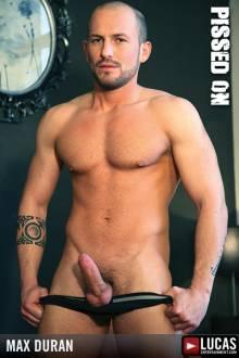 Max Duran - Gay Model - Lucas Entertainment