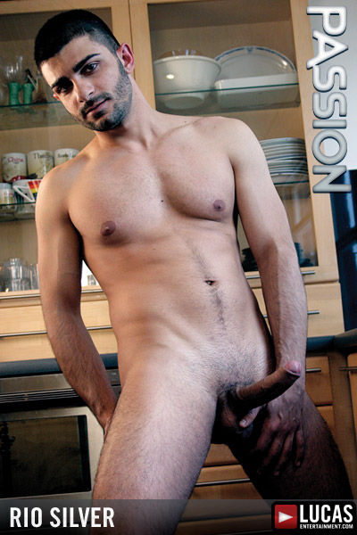 Rio Silver - Gay Model - Lucas Entertainment