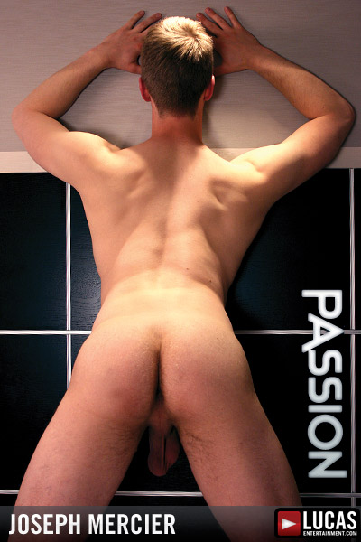 Joseph Mercier - Gay Model - Lucas Entertainment