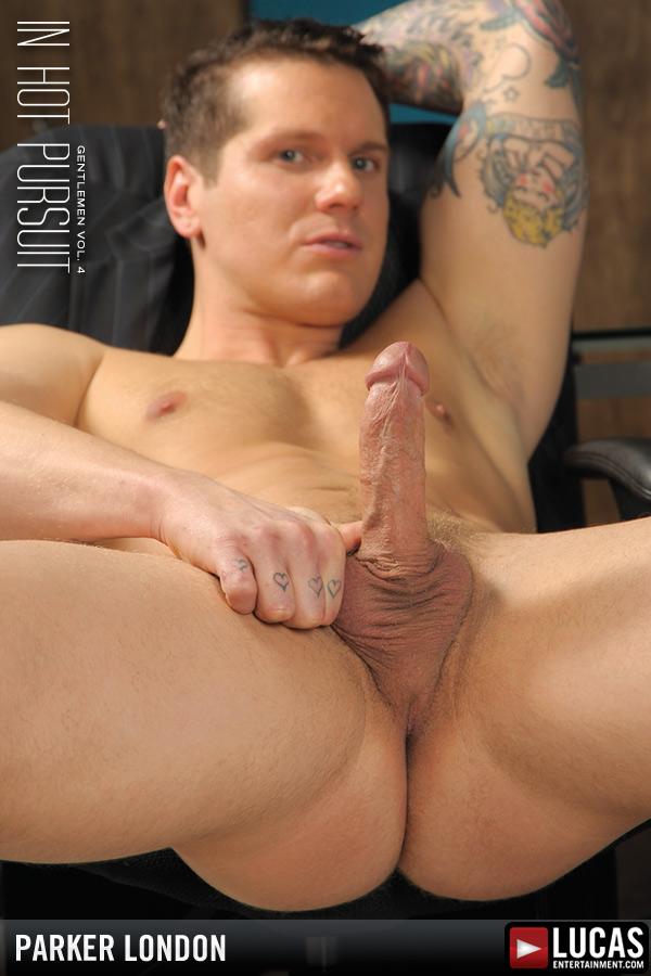 Parker London - Gay Model - Lucas Entertainment