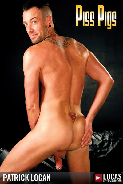Patrick Logan - Gay Model - Lucas Entertainment