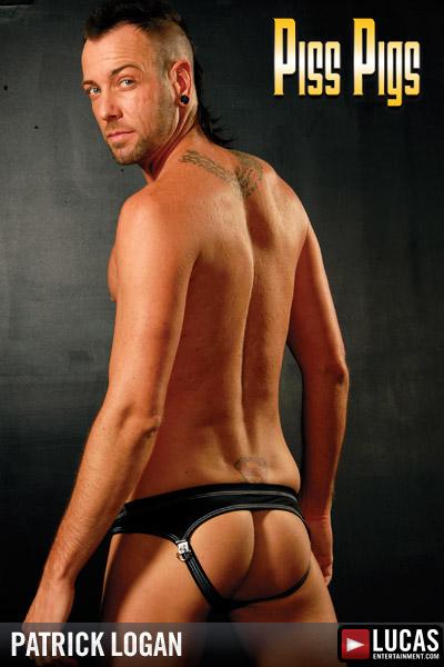 Patrick Logan - Gay Model - Lucas Entertainment