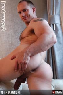 John Magnum - Gay Model - Lucas Entertainment