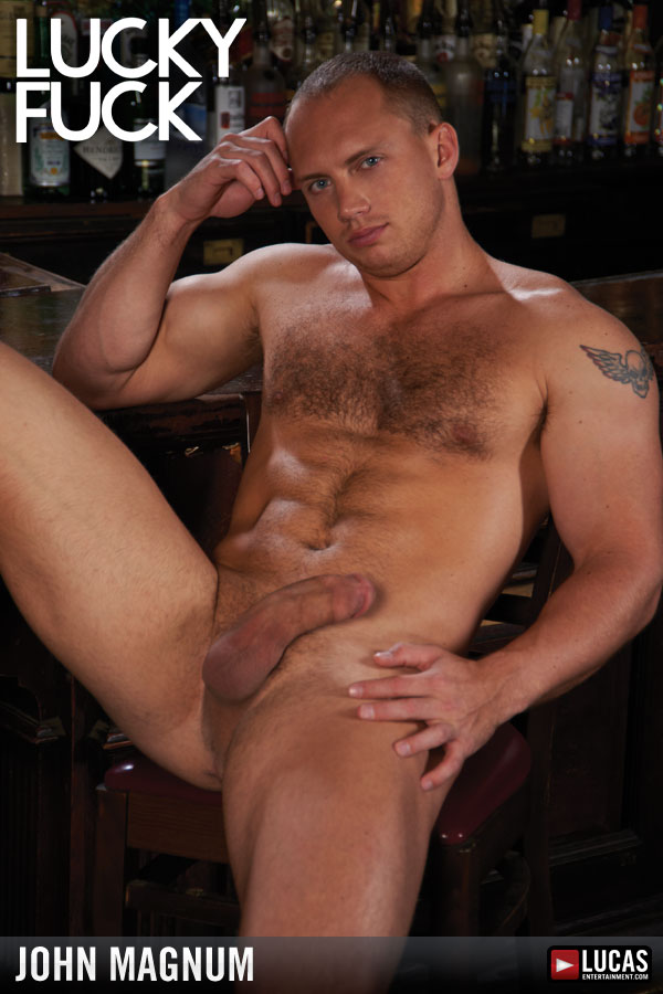 John Magnum - Gay Model - Lucas Entertainment