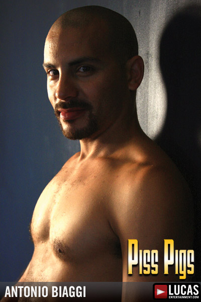 Antonio Biaggi - Gay Model - Lucas Entertainment