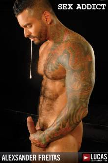 Alexsander Freitas - Gay Model - Lucas Entertainment
