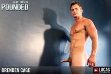 Brenden Cage - Gay Model - Lucas Entertainment