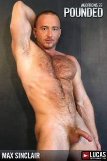 Max Sinclair - Gay Model - Lucas Entertainment