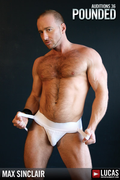 Max Sinclair - Gay Model - Lucas Entertainment