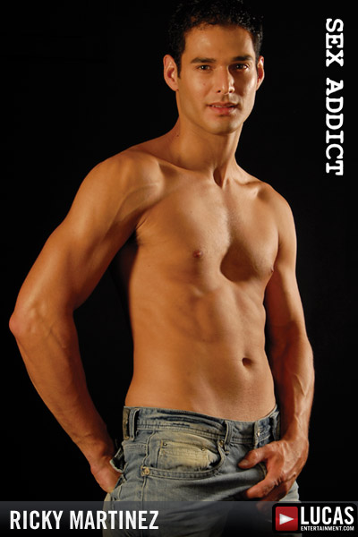 Ricky Martinez - Gay Model - Lucas Entertainment