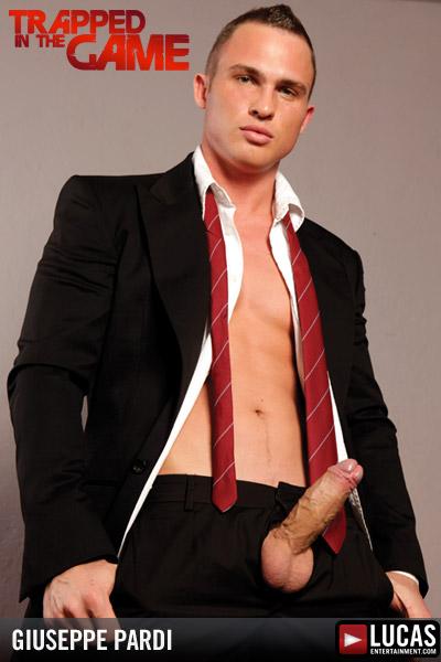 Giuseppe Pardi - Gay Model - Lucas Entertainment
