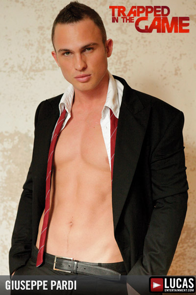 Giuseppe Pardi - Gay Model - Lucas Entertainment