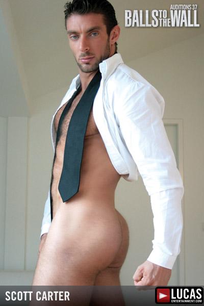 Scott Carter - Gay Model - Lucas Entertainment