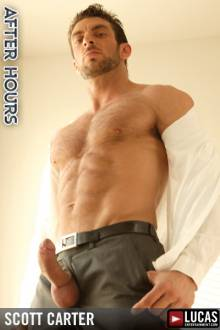 Scott Carter - Gay Model - Lucas Entertainment