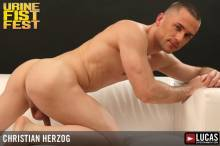Christian Herzog - Gay Model - Lucas Entertainment