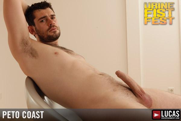 Peto Coast - Gay Model - Lucas Entertainment