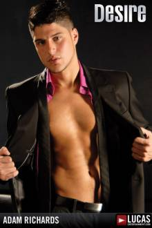 Adam Richards - Gay Model - Lucas Entertainment