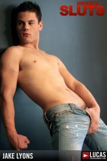 Jake Lyons - Gay Model - Lucas Entertainment