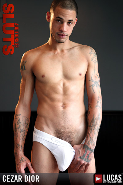 Cezar Dior - Gay Model - Lucas Entertainment