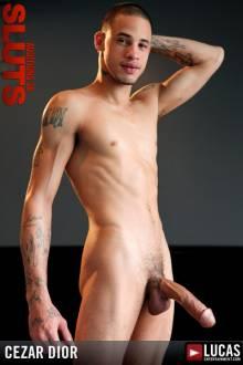 Cezar Dior - Gay Model - Lucas Entertainment