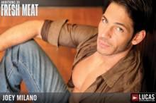 Joey Milano - Gay Model - Lucas Entertainment