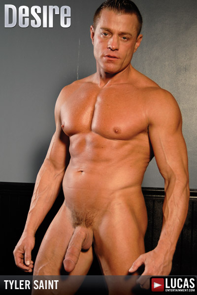 Tyler Saint - Gay Model - Lucas Entertainment
