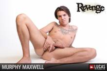 Murphy Maxwell - Gay Model - Lucas Entertainment