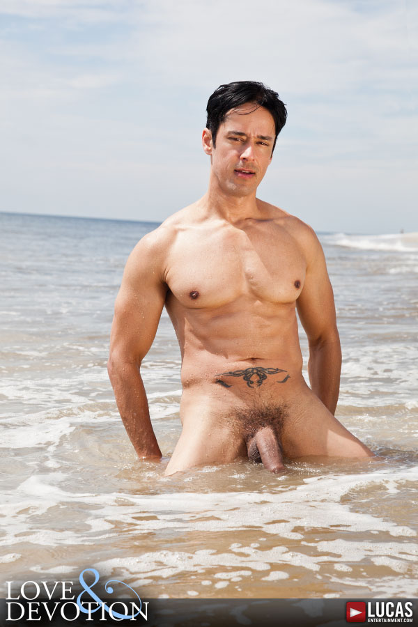 Rafael Alencar - Gay Model - Lucas Entertainment
