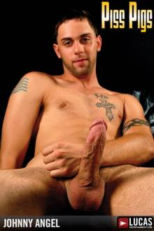 Johnny Angel - Gay Model - Lucas Entertainment