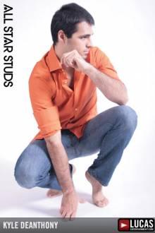 Kyle DeAnthony - Gay Model - Lucas Entertainment