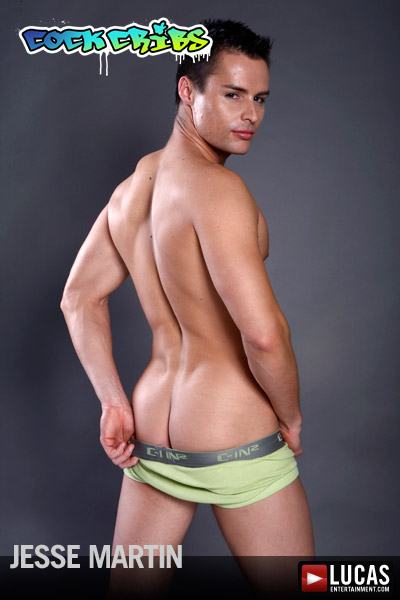 Jesse Martin - Gay Model - Lucas Entertainment