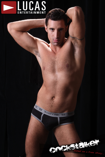 Nick Capra - Gay Model - Lucas Entertainment