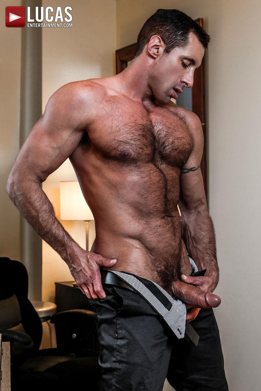 Nick Capra - Gay Model - Lucas Entertainment