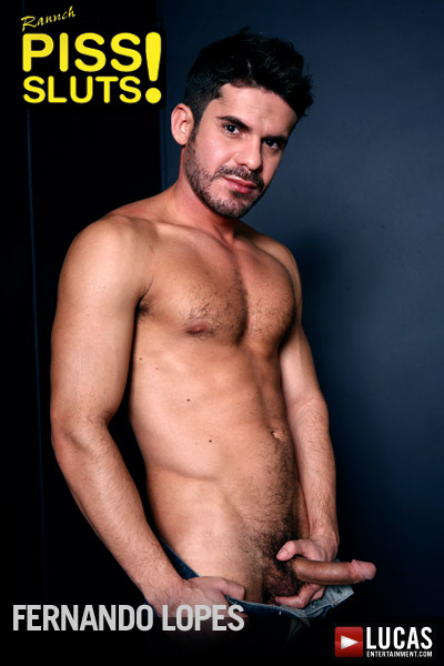 Fernando Lopes - Gay Model - Lucas Entertainment