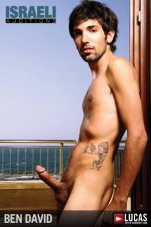 Ben David - Gay Model - Lucas Entertainment