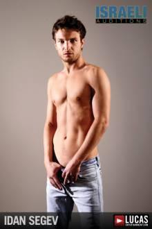 Idan Segev - Gay Model - Lucas Entertainment