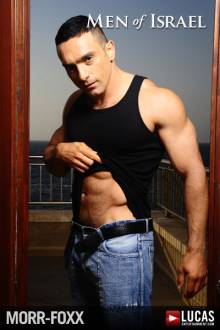Morr Foxx - Gay Model - Lucas Entertainment