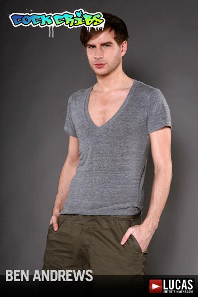 Ben Andrews - Gay Model - Lucas Entertainment