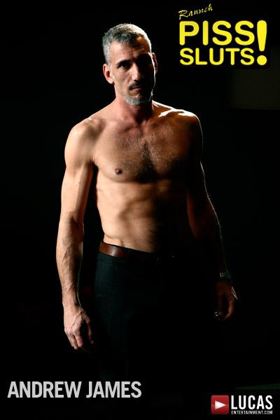Andrew James Sr. - Gay Model - Lucas Entertainment
