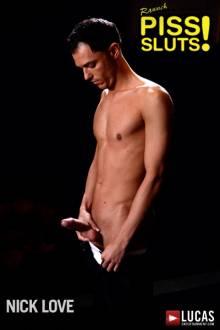 Nick Love - Gay Model - Lucas Entertainment