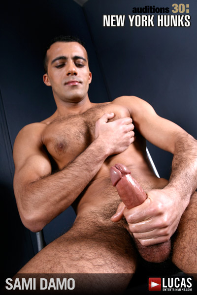 Sami Damo - Gay Model - Lucas Entertainment