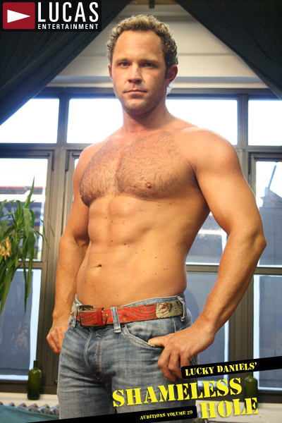 Ashland Stone - Gay Model - Lucas Entertainment