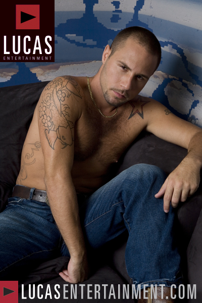 Ray Star - Gay Model - Lucas Entertainment
