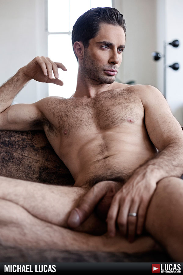 Michael Lucas - Gay Model - Lucas Entertainment