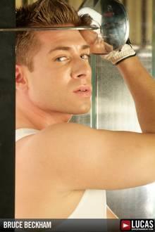Bruce Beckham - Gay Model - Lucas Entertainment