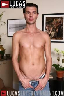 Claudio Martin - Gay Model - Lucas Entertainment